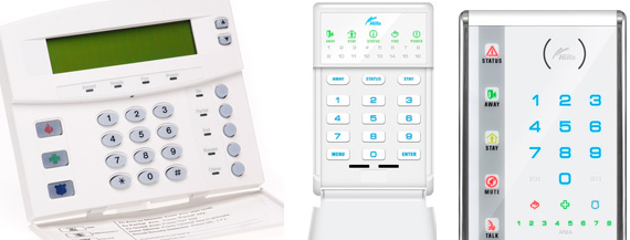 Alarm Systems Barden Ridge